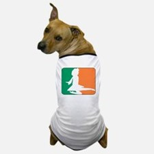 ID TriColor Girl DARK 10x10_apparel Dog T-Shirt