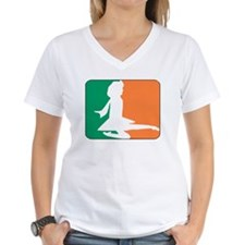 ID TriColor Girl DARK 10x10 Shirt
