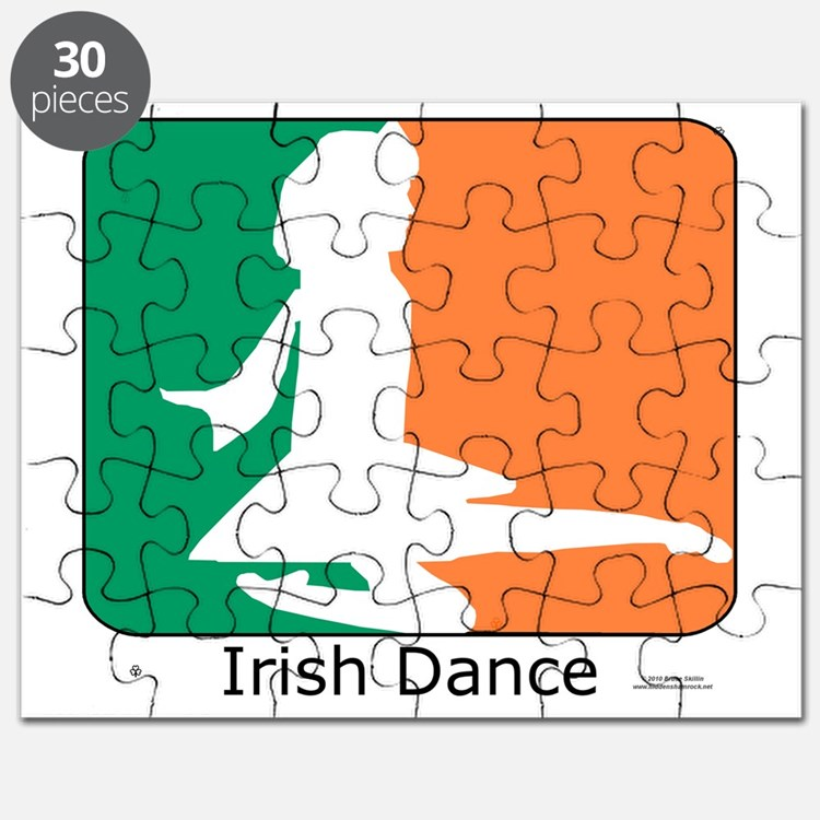 ID TriColor Girl 10x10_apparel Puzzle