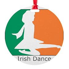 ID TriColor Girl 10x10_apparel Ornament
