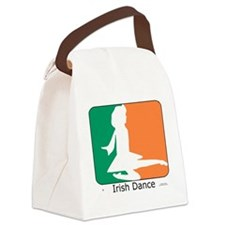 ID TriColor Girl 10x10_apparel Canvas Lunch Bag