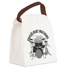 drum1 Canvas Lunch Bag