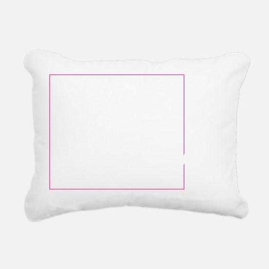 CSS -dk Rectangular Canvas Pillow
