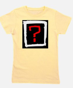 question Girl's Tee