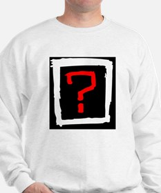 question Sweatshirt