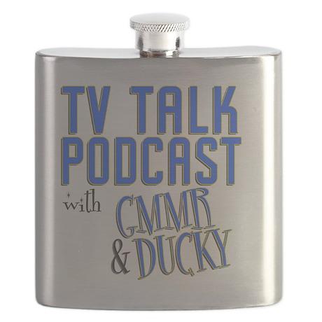 podcast stadium blanket Flask