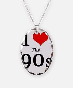 love 90s new 1 Necklace