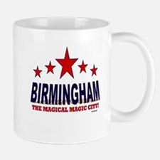 Birmingham The Magical City Mug