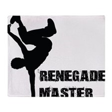 Renegade Master Throw Blanket