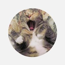 "chic yawn 3.5"" Button"