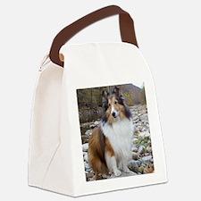 caleb creek Canvas Lunch Bag