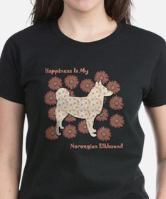 Elkhound Happiness Tee
