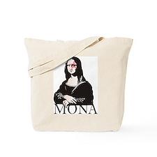 Mona Kiss Fan Tote Bag