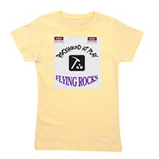 Rockhound Danger Shirt Girl's Tee