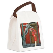 CPSomethingtosingabout Canvas Lunch Bag