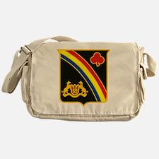 69th ID Crest Messenger Bag