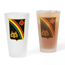 69th ID Crest Drinking Glass
