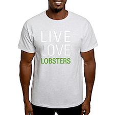 livelobster2 T-Shirt