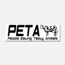 PETA1 Car Magnet 10 x 3