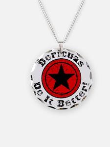 Boricuas Do It Better Grunge Necklace