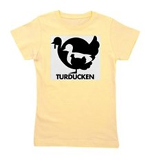 Turducken Girl's Tee