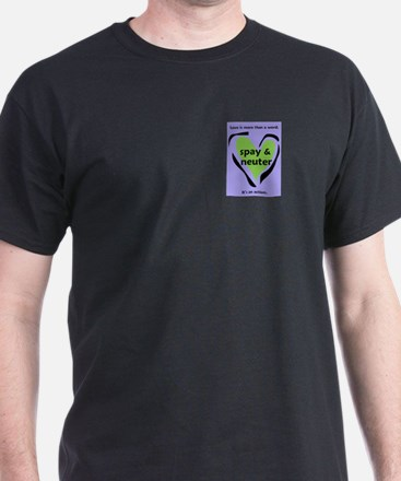 Love Is An Action - T-Shirt