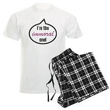 Im_the_immoral Pajamas