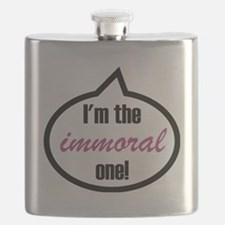 Im_the_immoral Flask