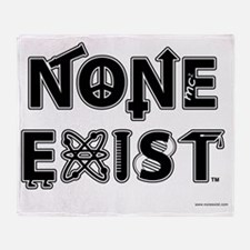mouse-pad-V2-none-exist-classic-with Throw Blanket