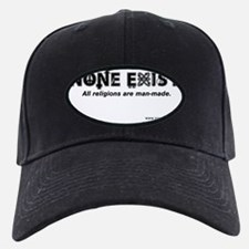 magnet-none-exist-religions-man-made1-lo Baseball Hat