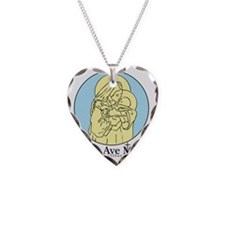 Mary 2 Necklace