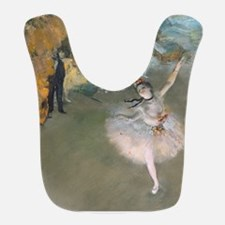 The Star by Edgar Degas Bib