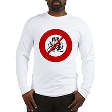 no-clowns Long Sleeve T-Shirt