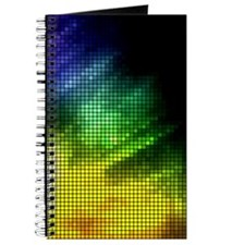 Rainbow Mosaic (4G slider) Journal