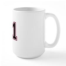 Back #21 Mug