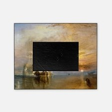 The Fighting Temeraire by Joseph Mal Picture Frame