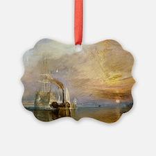 The Fighting Temeraire by Joseph  Ornament