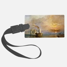The Fighting Temeraire by Joseph Luggage Tag