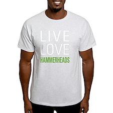 livehammerhead2 T-Shirt
