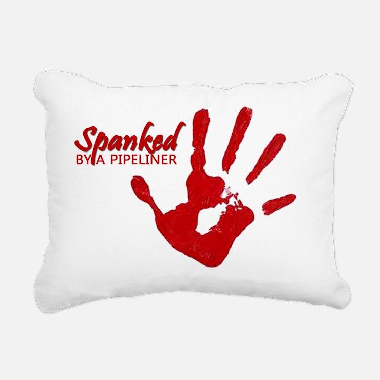 spankedPL Rectangular Canvas Pillow