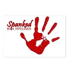 spankedPL Postcards (Package of 8)
