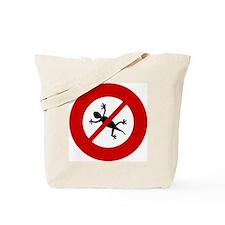 no-geckos Tote Bag