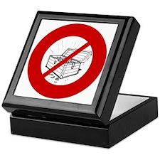 no-treasure Keepsake Box
