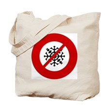 no-snow Tote Bag