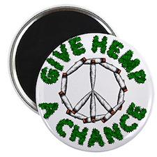 givehempachance Magnet