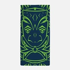 Tiki Beach Towel
