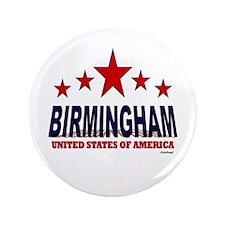 "Birmingham U.S.A. 3.5"" Button"