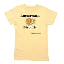 Buttermilk-Biscuits Girl's Tee