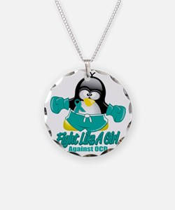 OCD-Fighting-Penguin Necklace
