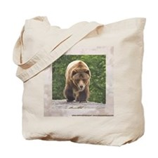 tile-grizzly-1 Tote Bag